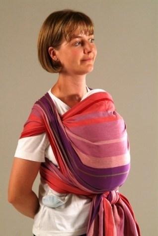 Кенгуру своими руками для ребенка из шарфа пошагово