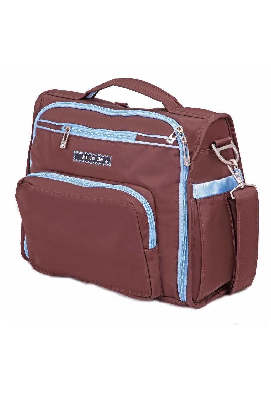 """Сумка-рюкзак для мамы на коляску JU-JU-BE  """"BFF Brown Robin """" Classic..."""