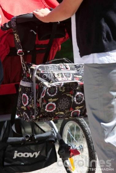 Сумка - рюкзак для мамы BFF.