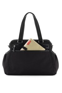 сумка для мамы studio tote charcoal dot skip hop фото 11