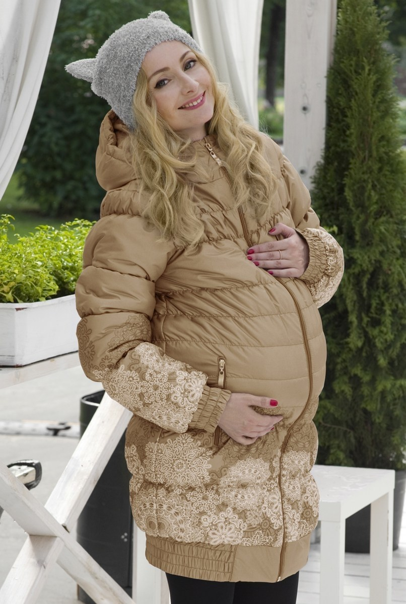 Alpolux куртка для беременных 98