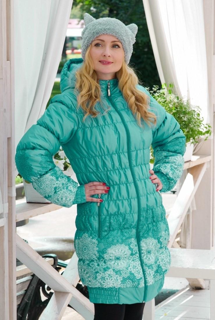 Куртки для беременных 3 в 1 зима 432