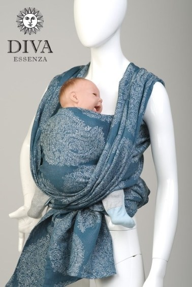 слинг-шарф diva essenza eclipse linen diva