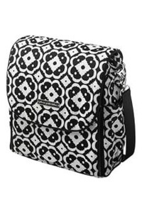 Сумка для мамы Boxy Backpack Licorice Blossom