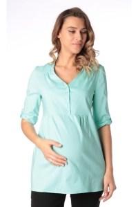 b4a8bcd5c594a Рубашки и блузки для беременных купить в интернет-магазине carolines ...