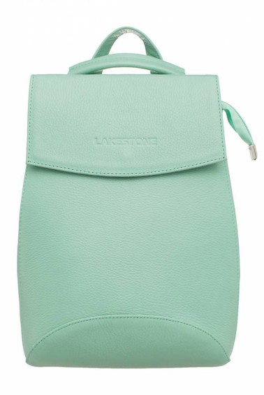 женский рюкзак ashley mint green lakestone
